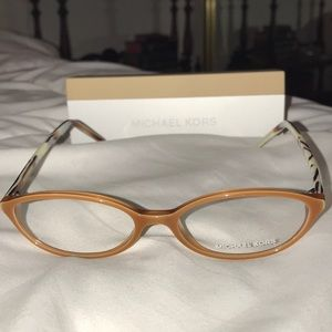 Michael Kors glasses frame